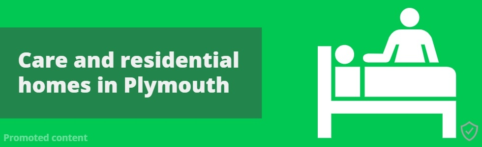 Care and residential homes in Plymouth
