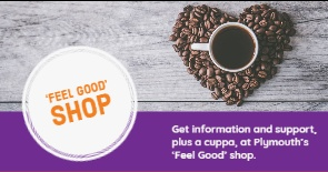 Feel Good Shop News Banner