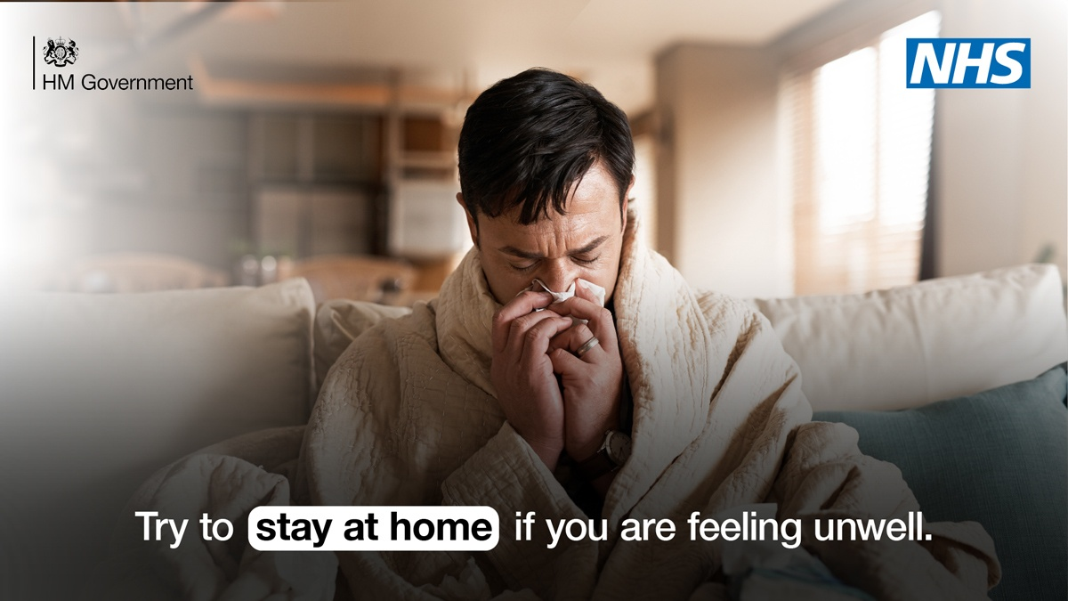 COVID-19 Let Fresh Air In Promotional Banner
