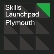 Skills Launchpad Plymouth Logo