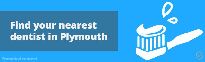 Find your nearest dentist in Plymouth