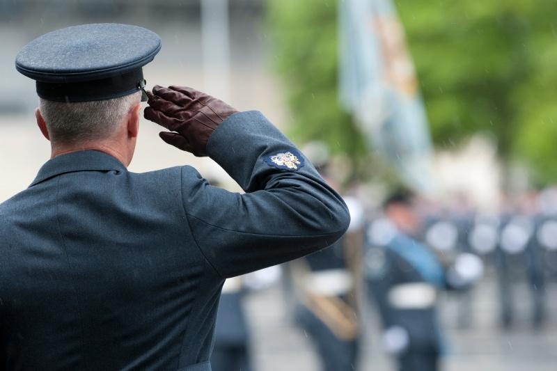 Military Salute 1