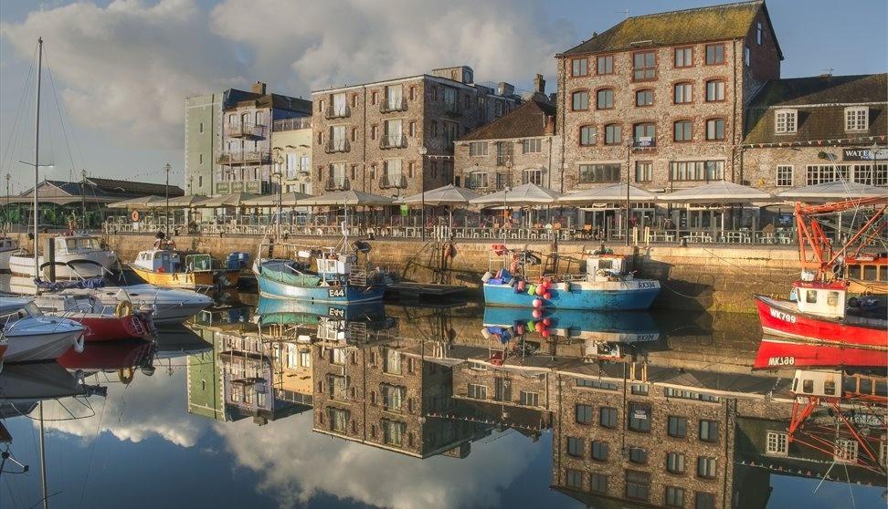 Barbican reflections